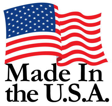 Proudly Made in the USA!