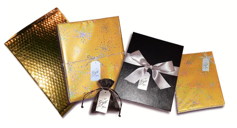 BarbaraEden.net Gift Wrap
