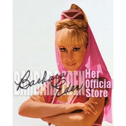 """Think Pink"" Personalized Autograph (8x10)"