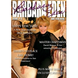 Barbara Eden Digital Magazine (Jan/Feb 2015)