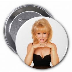 "Barbara Eden 3"" Buttons (Pack 1)"