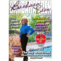 Barbara Eden Digital Magazine (Mar/Apr 2015)