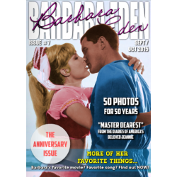 Barbara Eden Digital Magazine, the Anniversary Issue! (Sep/Oct 2015)