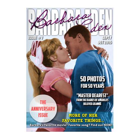 Barbara Eden Digital Magazine, the Anniversary Issue! (Sep/Oct 2015)