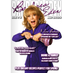 Barbara Eden Digital Magazine (Mar/Apr 2016)