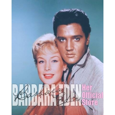 """The King & Eden"" Personalized Autograph (8x10)"