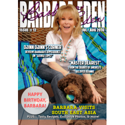Barbara Eden Digital Magazine (Jul/Aug 2016)