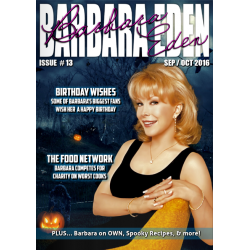 Barbara Eden Digital Magazine (Sep/Oct 2016)