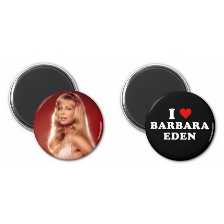 Barbara Eden Magnets (Blonde Bombshell Set)