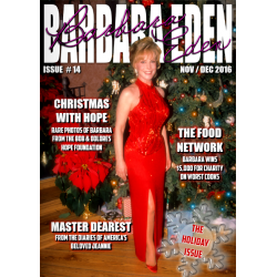 Barbara Eden Digital Magazine (Nov/Dec 2016)