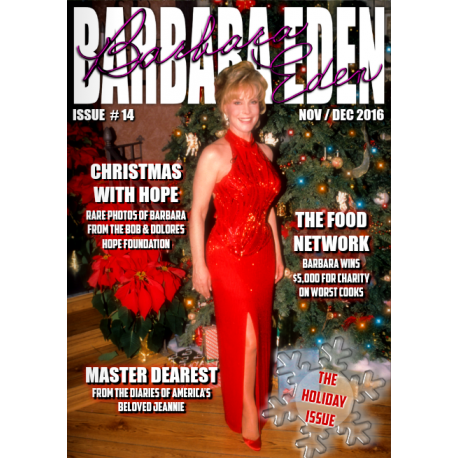 Barbara Eden Digital Magazine (Nov/Dec 2016)