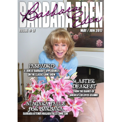 Barbara Eden Digital Magazine (May/Jun 2017)