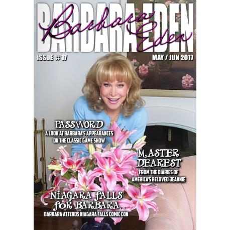 Barbara Eden Digital Magazine (May/Jun 2017)