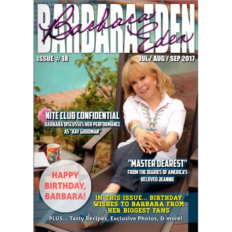 Barbara Eden Digital Magazine (Jul/Aug/Sep 2017)