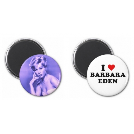 Barbara Eden Magnets (Screen Siren Set)