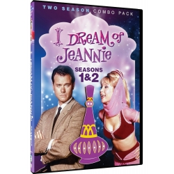 I Dream Of Jeannie Seasons 1 & 2 (DVD Combo Pack)