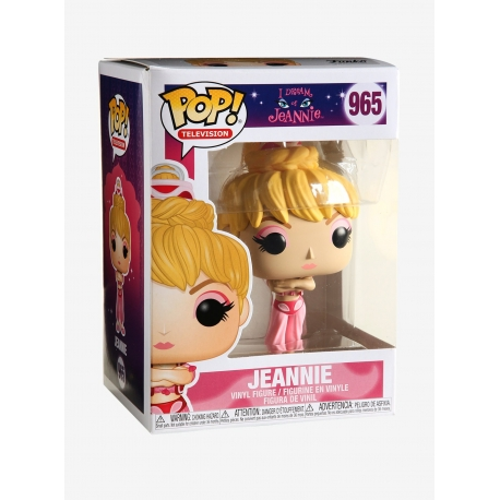 Jeannie POP! Vinyl (Box)