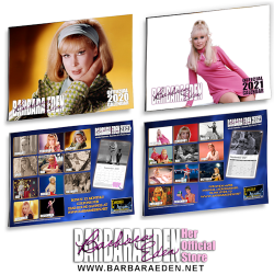 Barbara Eden Calendar Bundle