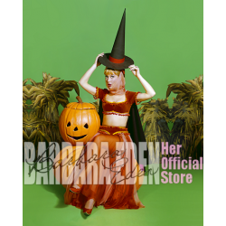 """Trick or Treat"" Personalized, Autograph (8x10)"