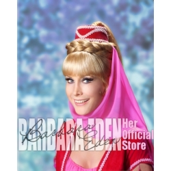 MAGICAL Personalized Autograph (8x10)