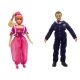 Mego I DREAM OF JEANNIE Dolls (Jeannie & Tony)