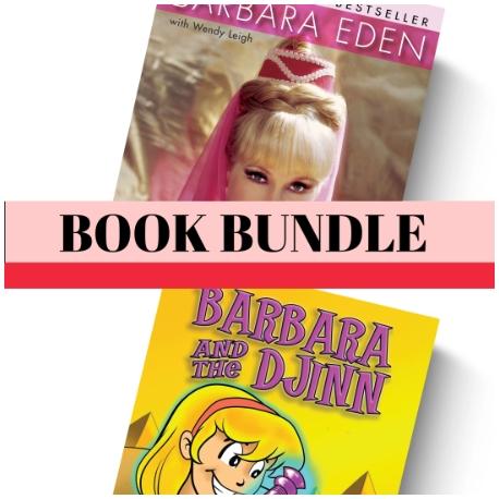 Barbara Eden Book Bundle