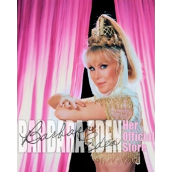 """""""Pink Curtains"""" Personalized, Autograph (8x10)"""