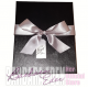 Gift Wrap Option Example - Black Gift Box with Gift Tag