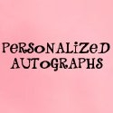 Personalized Autographs