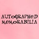 Autographed Memorabilia
