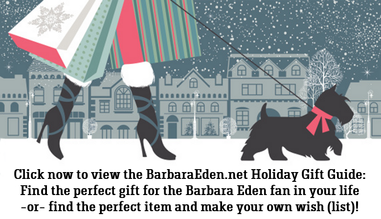BarbaraEden.net Holiday Gift Guide