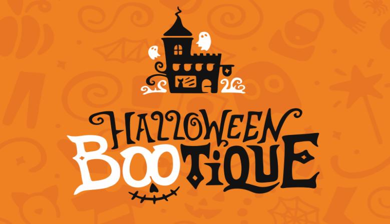 BarbaraEden.net's Halloween Bootique