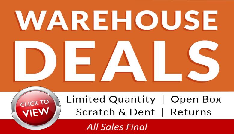 Warehouse Deals